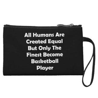 Solamente el jugador de básquet convertido más