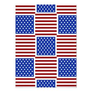 Solamente en América Invitación 13,9 X 19,0 Cm