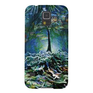 SOLAMENTE EN EL PUENTE EN ALTO SEA.jpg Carcasas Para Galaxy S5