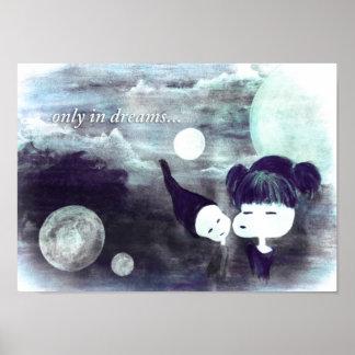solamente en sueños… póster