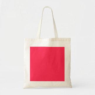 Solamente fondo bonito rosado fucsia del color bolsa tela barata
