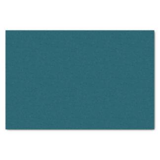 Solamente fondo coralino azul del color sólido del papel de seda pequeño