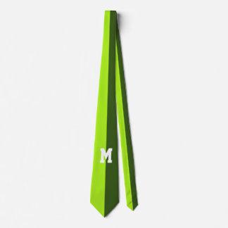 Solamente fondo del color - spr del 1/2. verde + corbatas