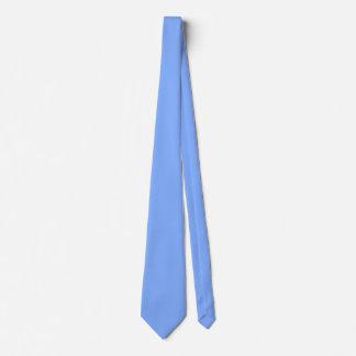 Solamente fondo elegante azul claro OSCB del color Corbata Personalizada