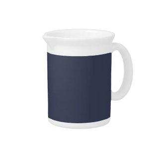 Solamente fondo lívido gris azul marino del color jarrón