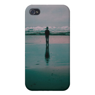 solamente iPhone 4 protector