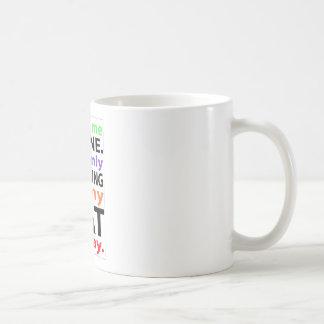 Solamente hablando a mi gato hoy #2 taza de café