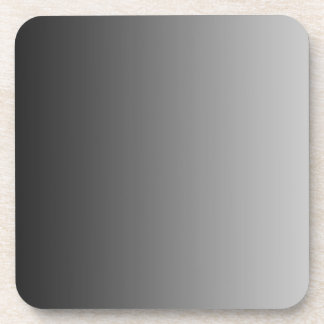 SOLAMENTE pendientes del COLOR - gris negro Posavaso