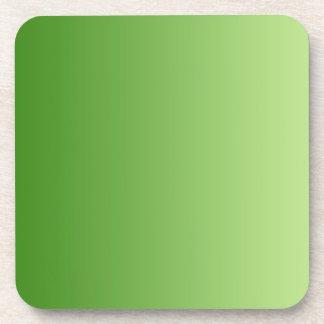 SOLAMENTE pendientes del COLOR - verde Posavaso