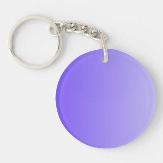 SOLAMENTE pendientes del COLOR - violeta Llaveros
