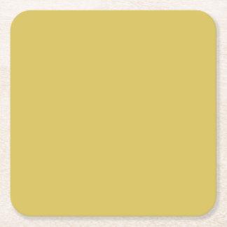 Solamente pizarra en blanco sólida amarilla del