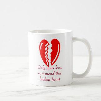 Solamente su amor, taza