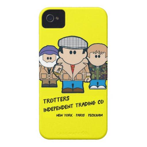 Solamente tontos y caballos - comerciantes de la Case-Mate iPhone 4 funda