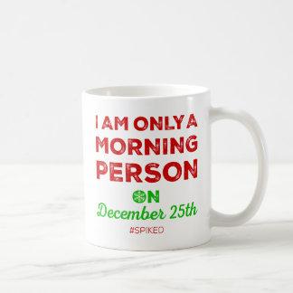Solamente una taza #spiked de la persona de la