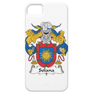 Solana Family Crest iPhone 5 Cover