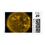 Solar activity on the Sun 4 Stamps