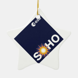 Solar and Heliospheric Observatory (SOHO) Ornaments