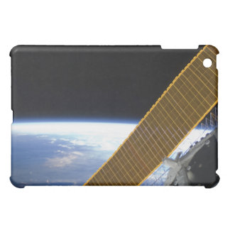 Solar array panels case for the iPad mini