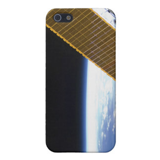Solar array panels cover for iPhone SE/5/5s