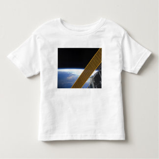 Solar array panels toddler t-shirt