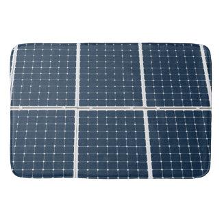 Solar Battery Panel Bathroom Mat