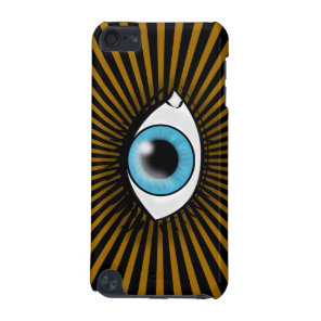 Solar Blue Eye iPod Touch 5G Cover