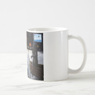 Solar broadcast [Transition - Custom Print! Coffee Mug