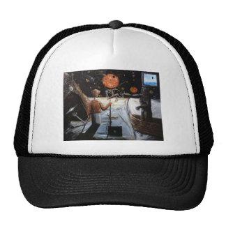 Solar broadcast [Transition - Custom Print! Hat