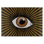 Solar Brown Eye Cutting Boards