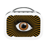 Solar Brown Eye Lunchboxes
