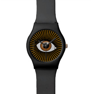 Solar Brown Eye Watch