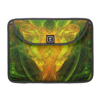 Solar Butterfly Sleeves For MacBook Pro