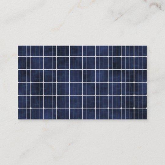 Solar cell business card zazzle solar cell business card colourmoves
