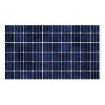Solar Cell Double-Sided Standard Business Cards (Pack Of 100)