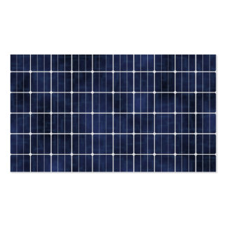 Solar Cell Pack Of Standard Business Cards