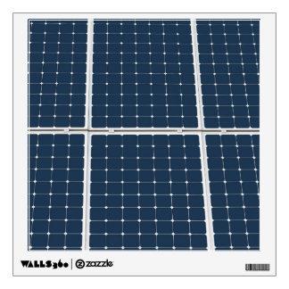 Solar Cell Panel Wall Sticker