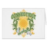 Solar Connecticut Greeting Card