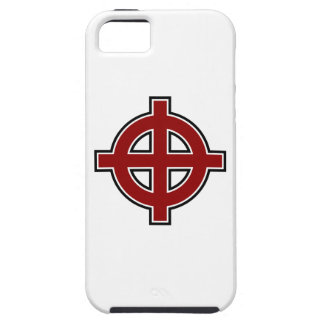 Solar Cross - extended cross variant iPhone SE/5/5s Case