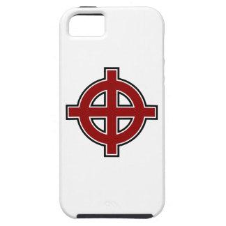 Solar Cross - extended cross variant iPhone SE/5/5s Case