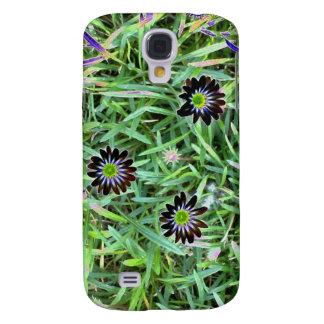 Solar Daisies Galaxy S4 Cases