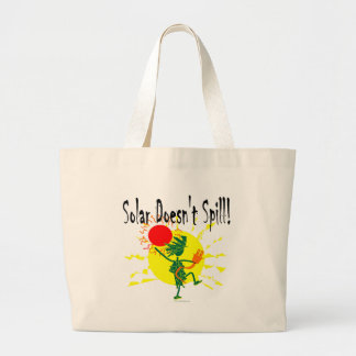 Solar Doesnt Spill T Shirt & More Tote Bag