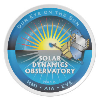 Solar Dynamics Observatory Dinner Plate