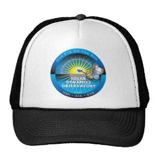 Solar Dynamics Observatory Hats