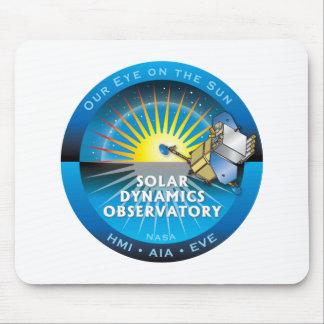 Solar Dynamics Observatory Mouse Pad
