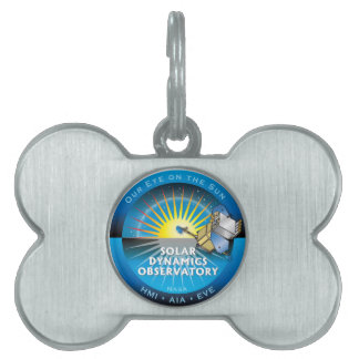 Solar Dynamics Observatory Pet ID Tag