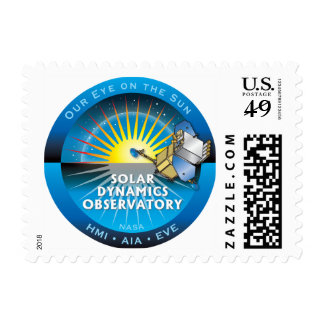 Solar Dynamics Observatory Stamps