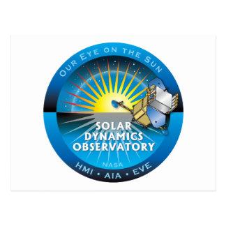 Solar Dynamics Observatory Postcard