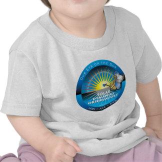 Solar Dynamics Observatory Tee Shirts