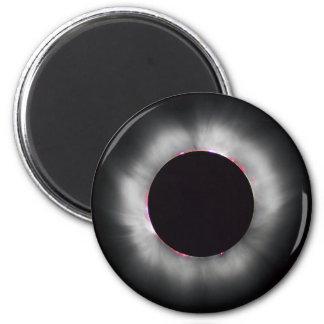 Solar Eclipse, 1999 Magnet