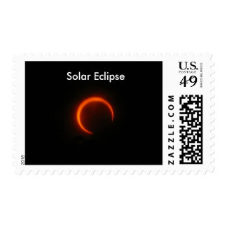 Solar Eclipse 1 Postage